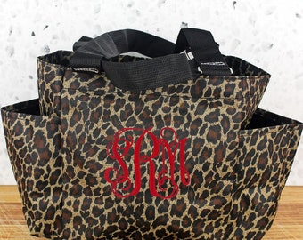 Leopard Love Diaper Bag Small Diaper Bag Craft Tote Bag
