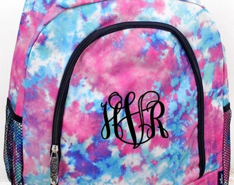 California Dreamin' Backpack for Teens Personalized Backpack Kids Monogrammed Backpack