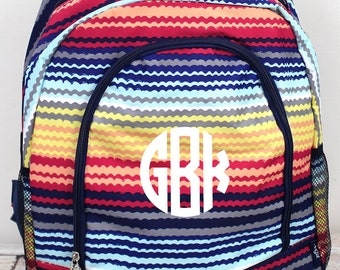 Rainbow Canyon Backpack for Teens Personalized Backpack Kids Monogrammed Backpack