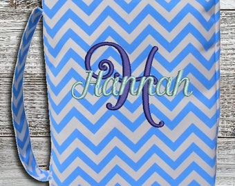 AVAILABLE IMMEDIATELY! Personalized Chevron Bible Cover/ Religious Gift/ Embroidered Bible Cover/ Bible Case/ Bible Covers For Women
