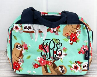 Hang In There Insulated Lunch Box for School Lunch Bag for Women Lunch Bag for Nurse