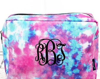 California Dreamin' Makeup Bag for Teen Girl Gifts Cosmetic Travel Case Cosmetic Bag Gift For Her