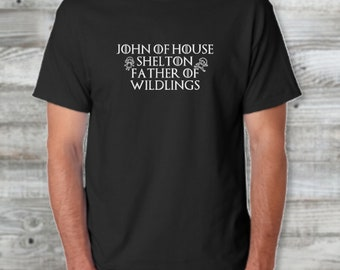 Game of Thrones Father's Day Custom Tshirt/ Father's Day Gift/ Gift For Men/ Fathers Day Gift/ Gift for Dad