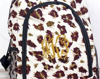 Feline Frenzy Medium Backpack for Teens Backpack Kids