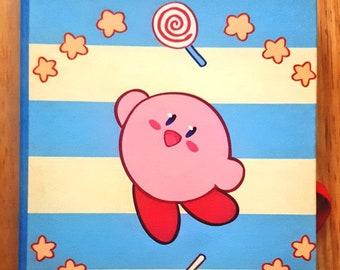 Kirby Hardcover Sketchbook