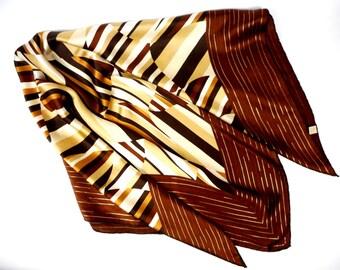 b791b32d6 Vintage Pierre Cardin Paris Silk Scarf