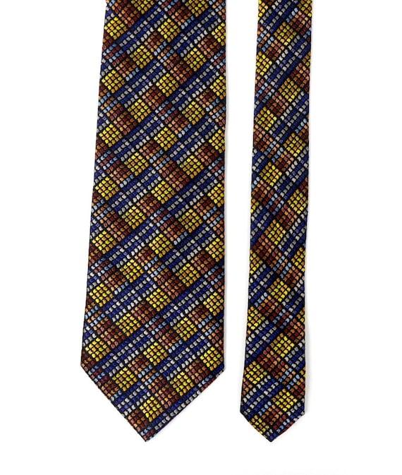 vendita a basso prezzo nuova versione moda Vintage MISSONI Cravatte Necktie, Made in Italy, Silk Tie, Designers  necktie, Missoni, Men's Necktie, Silk Necktie