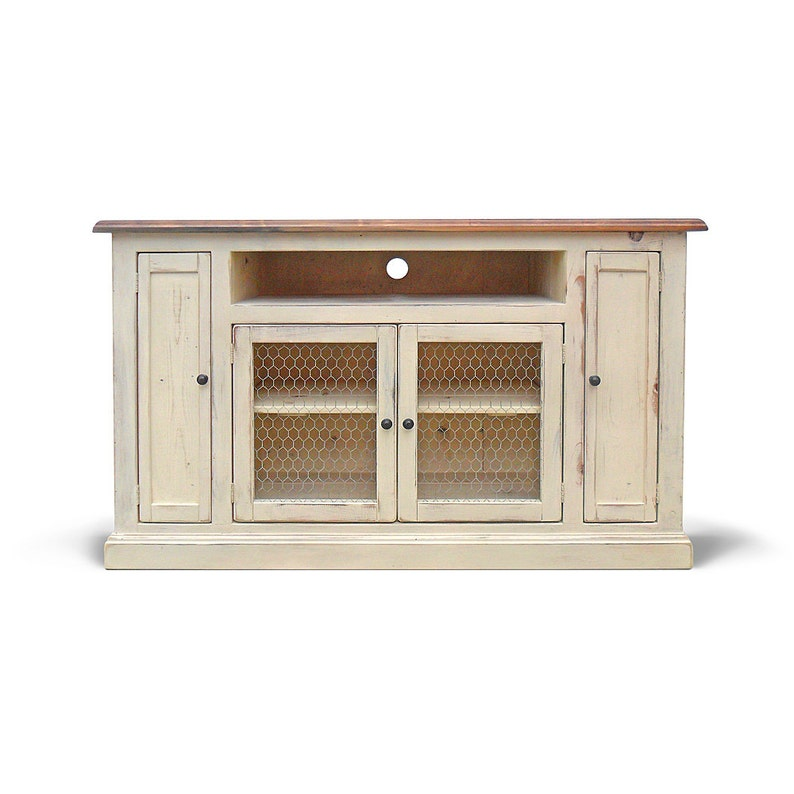 Media Console, TV Stand, Reclaimed Wood, Entertainment Center, Media  Cabinet, Rustic, Handmade, Shabby Chic