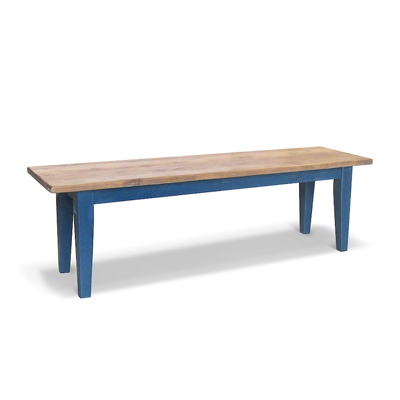 Brilliant Bench Table Reclaimed Wood Dining Bench Rustic Farmhouse Handmade Pabps2019 Chair Design Images Pabps2019Com