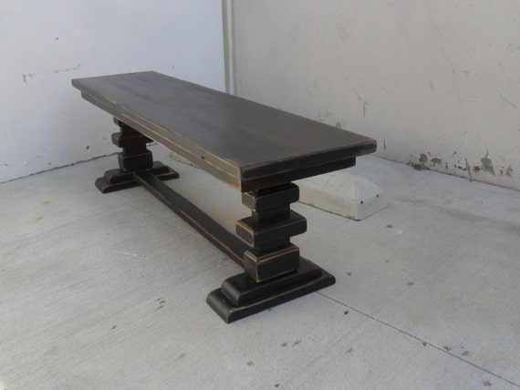 Peachy Bench Table Reclaimed Wood Rustic Handmade Pabps2019 Chair Design Images Pabps2019Com
