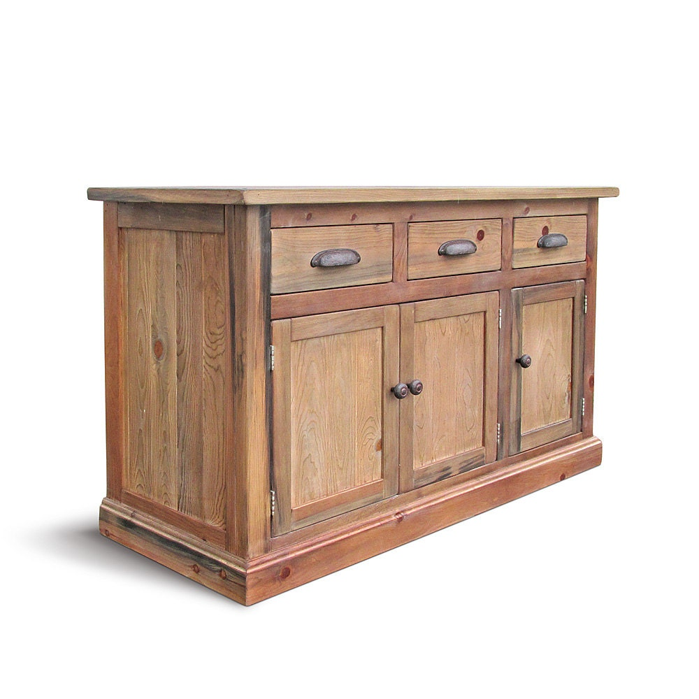 kitchen bathroom cabinets sideboard buffet reclaimed wood media console console 18157
