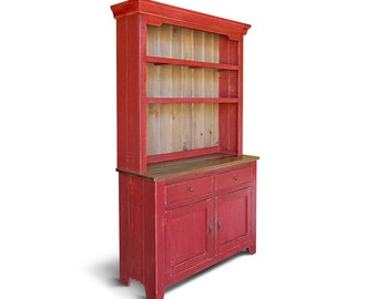 Sideboard, Hutch & Buffet, Reclaimed Wood, China Cabinet, Buffet, Farmhouse, Rustic, Server, Handmade, Farmhouse