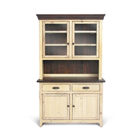 Sideboard Hutch Buffet Reclaimed Wood Server Table China Etsy