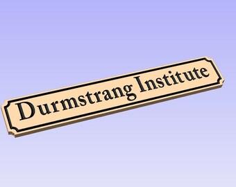 Durmstrang Etsy Durmstrang institute sorting quiz | unnoficial by shotgunsandsass. durmstrang etsy