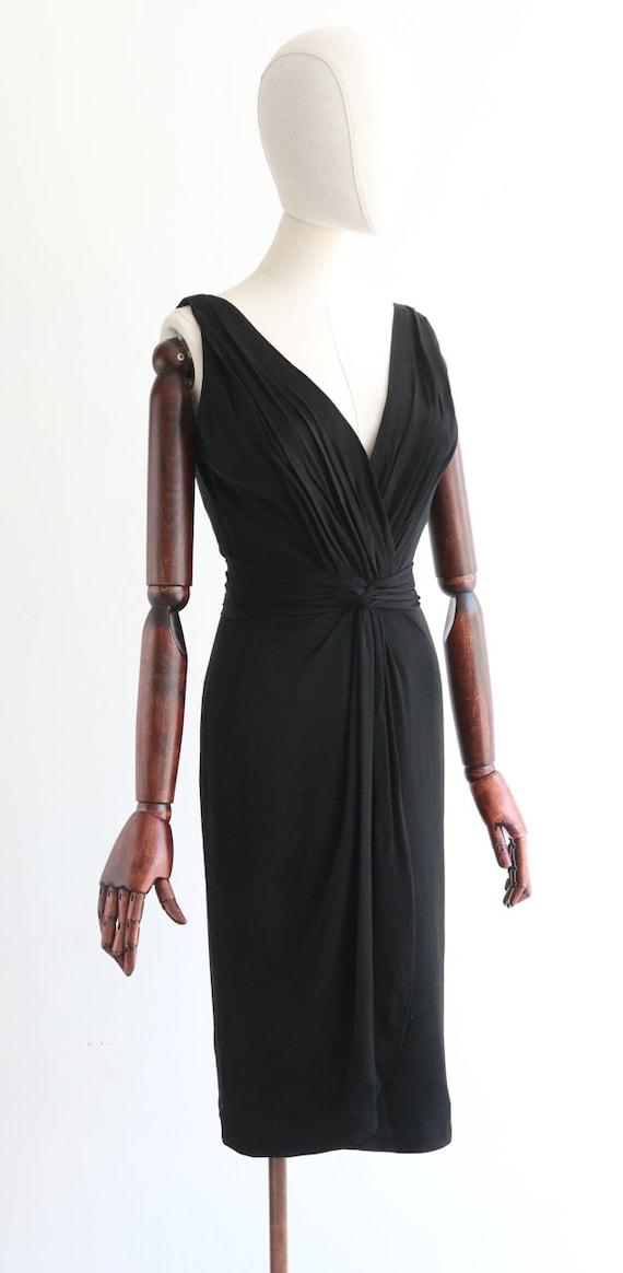Vintage 1950's Ceil Chapman Dress Vintage 1950's … - image 5