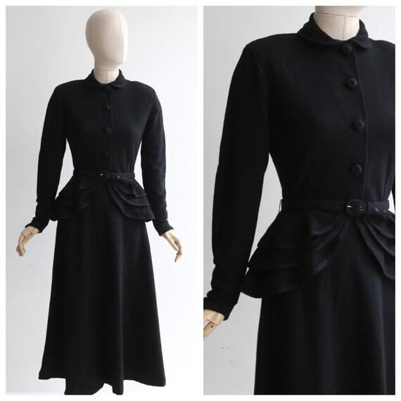 Vintage 1940's suit Vintage 1940's C41 wool suit o