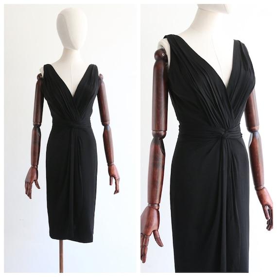 Vintage 1950's Ceil Chapman Dress Vintage 1950's … - image 1