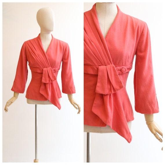 Vintage 1950's Lilli ann jacket original 1950's li