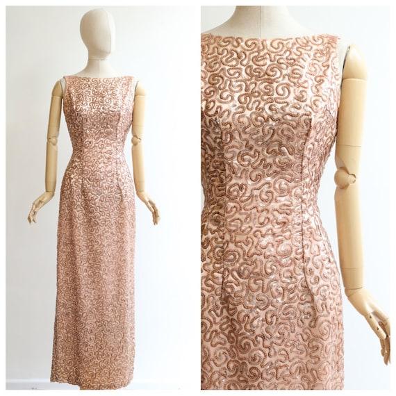 Vintage 1950's Dres vintage 1950's Emma Domb dress