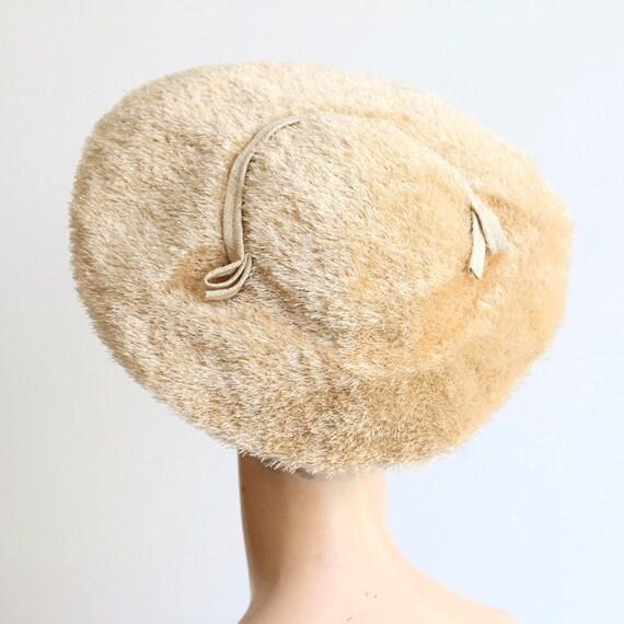 Vintage 1950's saucer hat vintage 1950's raffia ha
