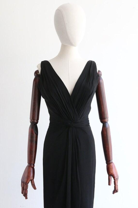 Vintage 1950's Ceil Chapman Dress Vintage 1950's … - image 3