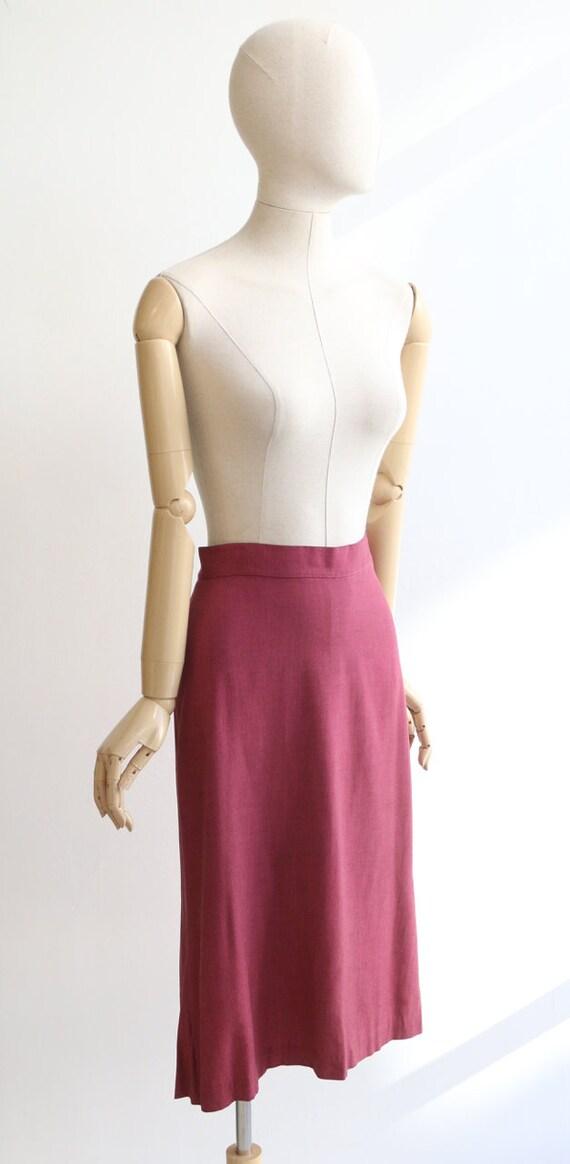 Vintage 1940's suit vintage 1940's skirt suit ori… - image 9
