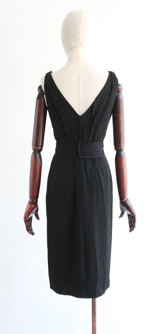 Vintage 1950's Ceil Chapman Dress Vintage 1950's … - image 8
