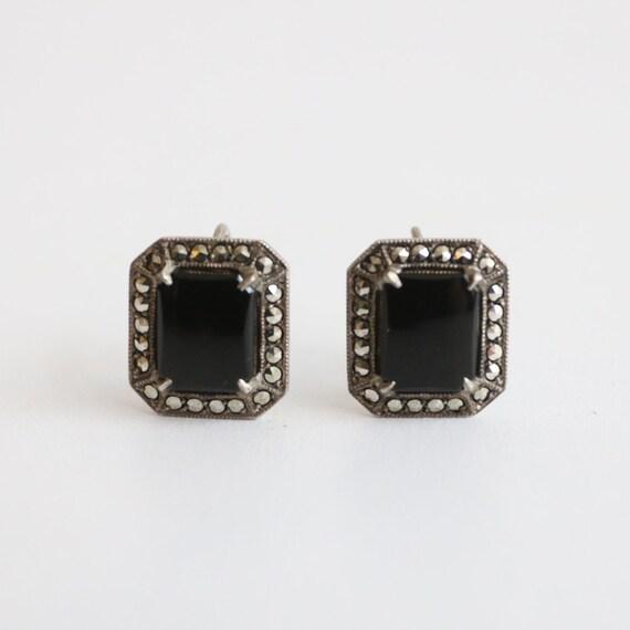Vintage 1930's earrings vintage 1930's screw back