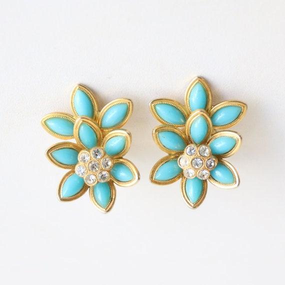 Vintage 1960's Christian Dior earrings vintage 196