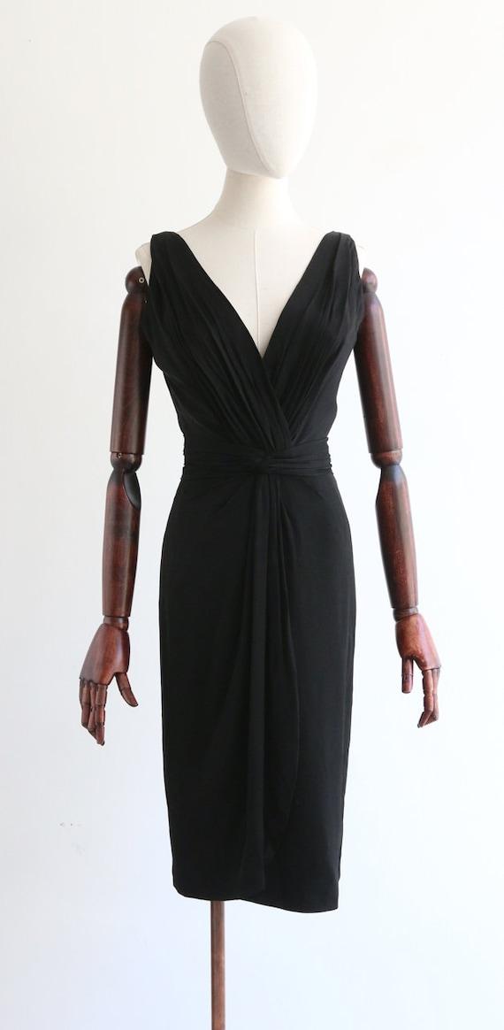 Vintage 1950's Ceil Chapman Dress Vintage 1950's … - image 2