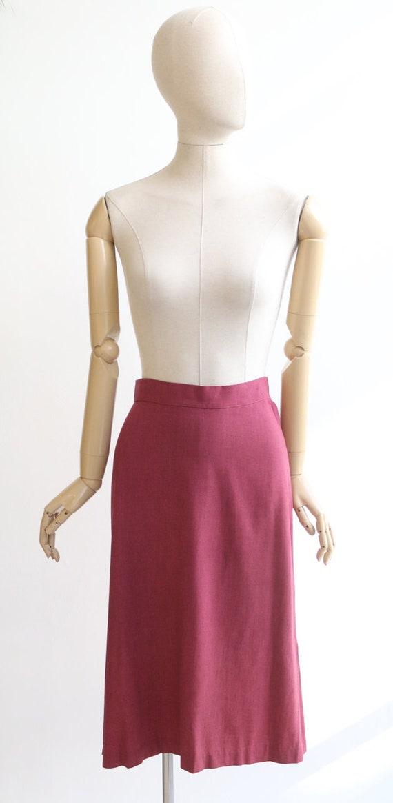 Vintage 1940's suit vintage 1940's skirt suit ori… - image 8