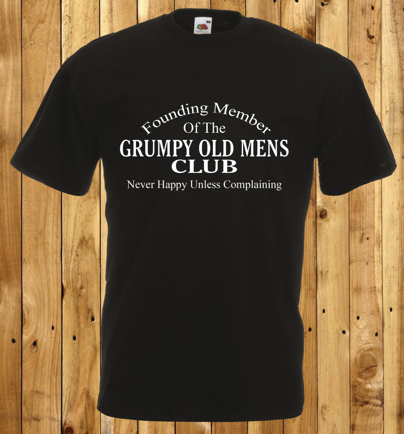 Grumpy Old Mens Club Grandad Birthday Gift Fathers Day