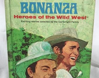 "BONANZA CAST TV GUIDE MAGAZINE COVER FRIDGE MAGNET PONDEROSA 4/"" X 5/"""