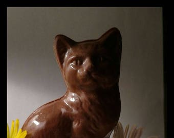 Father's Day is June 17th.  Send him the very best!  Our Solid Chocolate Cat.  The purrrfect gift for Dad! Or any Cat Lover!