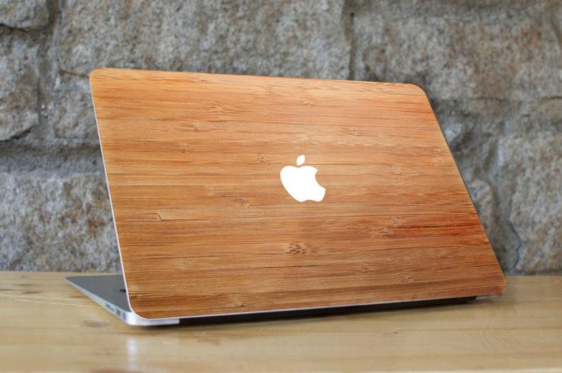 new style 67c25 ed253 Bamboo Skin Macbook, Macbook Air Bamboo Sticker, Macbook Pro Bamboo Decal,  Bamboo Skin Cover for Macbook, Bamboo Macbook, Wood Macbook