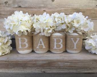 8a42d9041 Rustic baby shower
