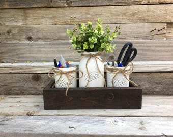 Beau Office Decor, Office Organization, Office Accessories, New Job Gift, Office  Gift, Home Office Organization, Desk Organizer, Desk Decor