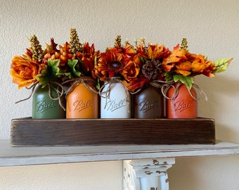 Kitchen table centerpiece | Etsy