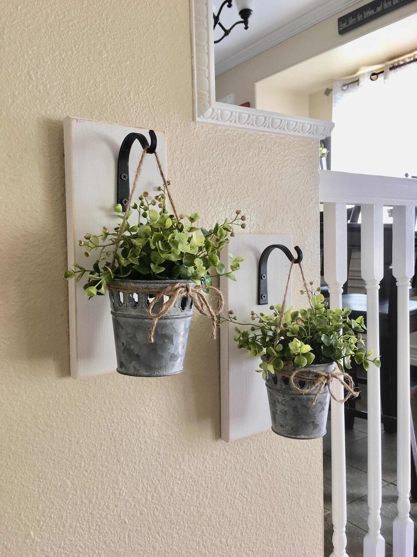 farmhouse wall decor galvanized metal decor metal wall etsy. Black Bedroom Furniture Sets. Home Design Ideas
