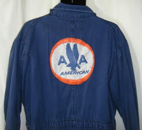 Vintage American Airlines Work Wear Airline Mechan