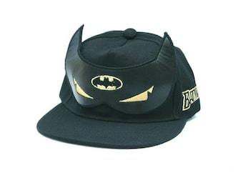 433ca81bb2b3e Batman snapback hat