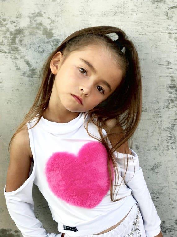 b967813b7 Baby shirt Girls Shirt Girl T-shirt Long Sleeve T-Shirt   Etsy