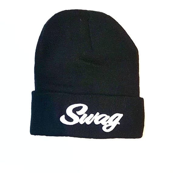 Swag Beanie Kids Hats Baby Hats Boy Hat Girl Hat Toddler Hats Kids Beanie Boys Beanies Girl Beanie Monochrome Hats Slouchy Beanie