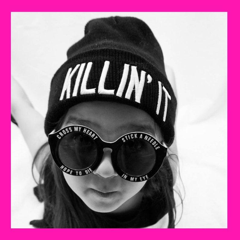 787487dc255 Killin it Beanie Kids Hats Baby Hats Boys Hats Girls Hats