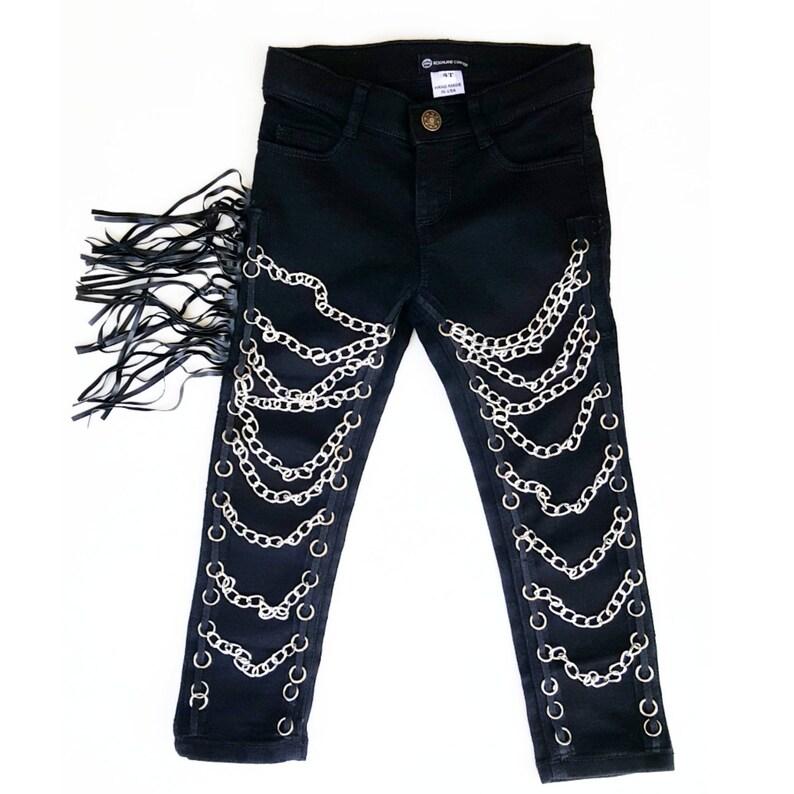 8f2abb51b9756d Junge schwarze Jeans Skinny-Jeans für Jungen | Etsy