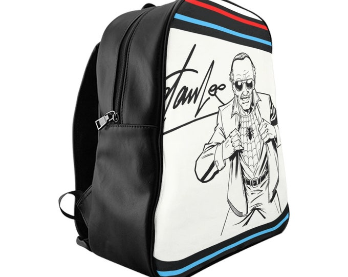 Stan Lee Back Pack.