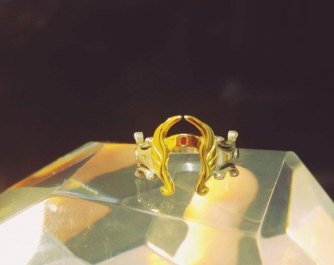 Custom She-Ra inspired ring