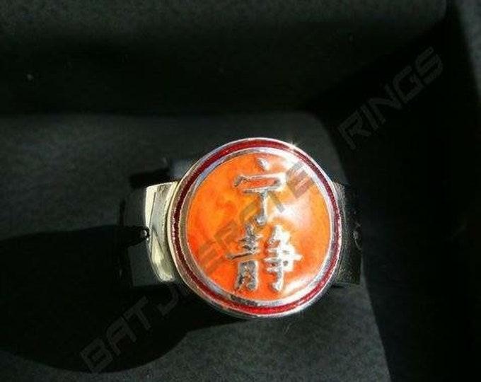 Custom Serenity Ring