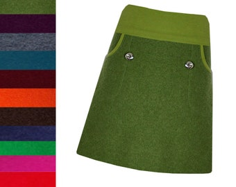 Walk Skirt Olive Green Bags