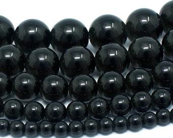 36  18 Pcs 112701 11-12MM Genuine Shungite Anti Radiation Beads Russia Grade AAA Natural Round Gemstone Loose Beads